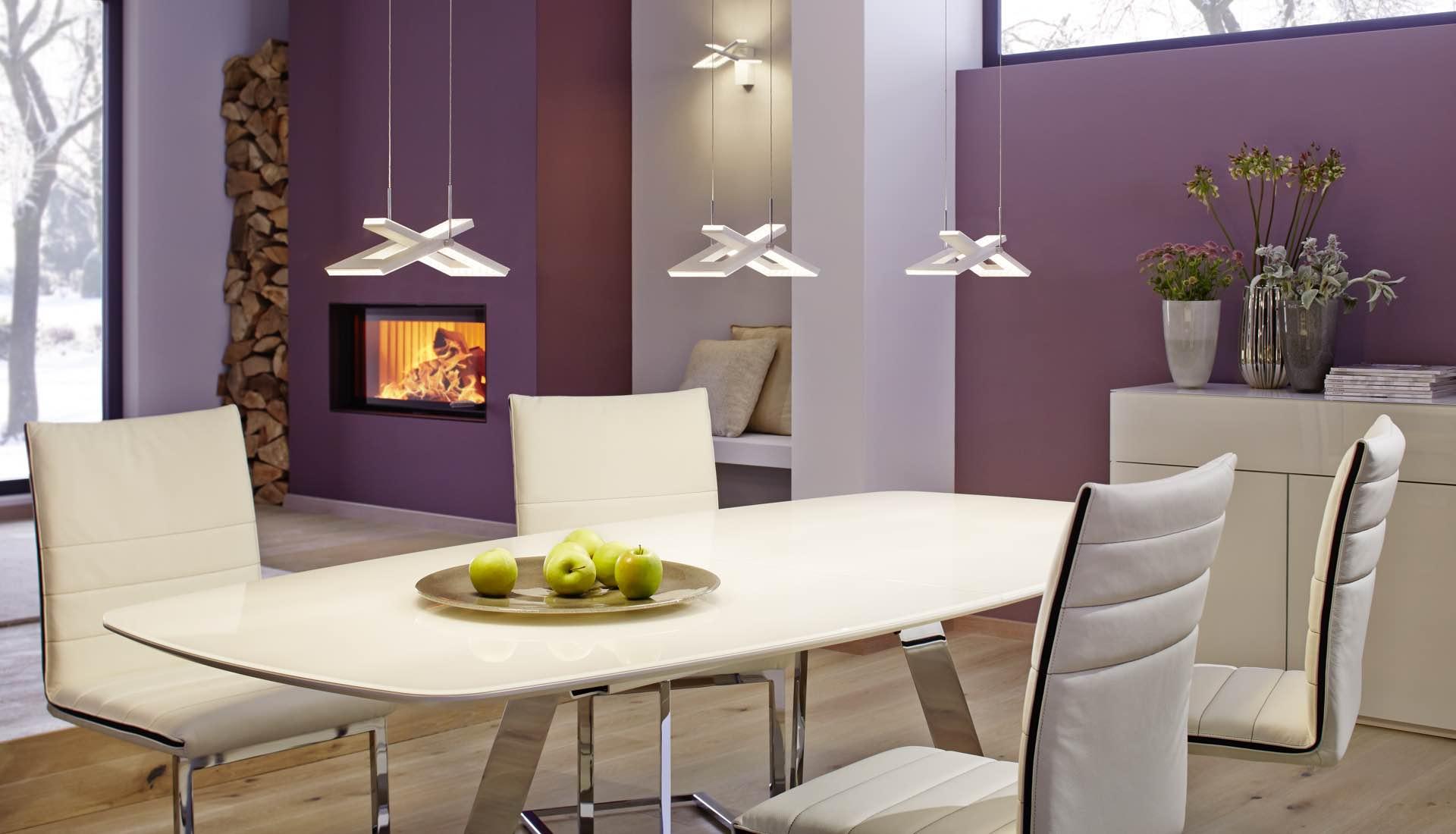 esszimmerleuchten lichtblitz mayen. Black Bedroom Furniture Sets. Home Design Ideas